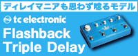 TC�uFlashback Triple Delay�v