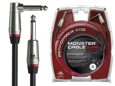 PERFORMER 600楽器用ケーブル