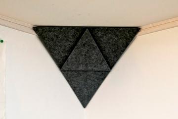 「Triangle」を設置写真