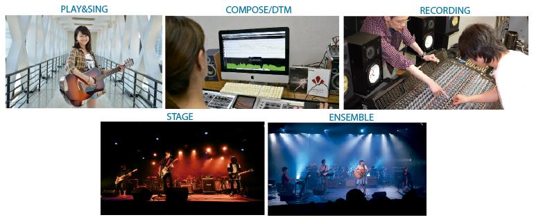 音楽学校ガイドイメージ画像