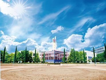尚美学園大学学校写真