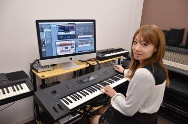 music schoolウッドイメージ写真